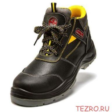 """Ботинки """"Гепард-Кевлар"""" КС, ПУ/НИТРИЛ"""