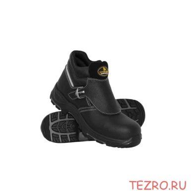"""Ботинки для сварщика """"Трасса"""" ПУ/НИТРИЛ, КП"""