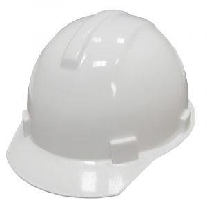 Каска защитная К1 Буревестник белая