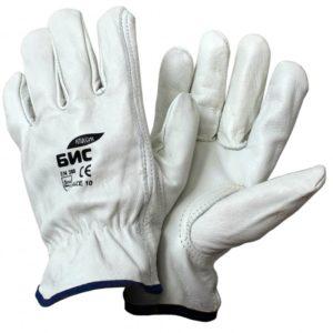 """Кожаные перчатки """"Бис Классик"""""""