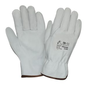 """Кожаные перчатки """"TZ-40"""""""