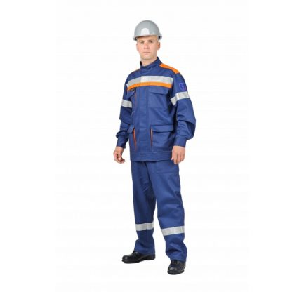"""Костюм """"Электродуга-30k"""" с брюками и подшлемником"""