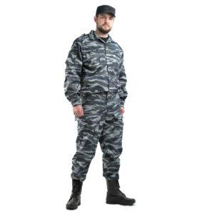 """Костюм охранника мужской """"ГБР"""" с брюками"""