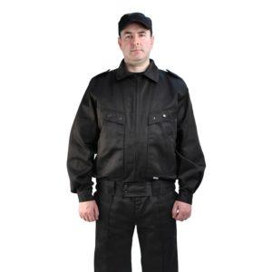 "Костюм охранника мужской ""Караул"" с брюками"
