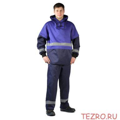 """Костюм рабочий """"Модель-1"""" с брюками противоэнцефалитный"""