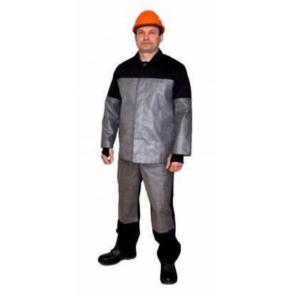 """Костюм рабочий """"Строитель"""" 100% хлопок с брюками"""