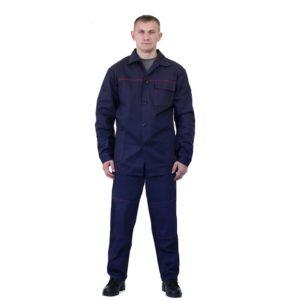 Костюм рабочий «Труд» 100% хлопок с брюками