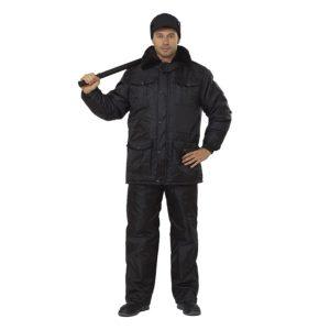 """Куртка мужская удлиненная """"Телохранитель"""""""