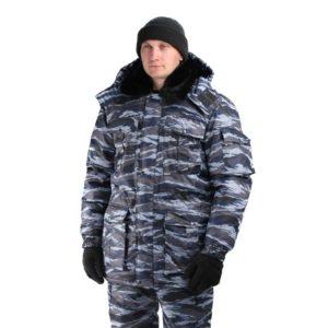 """Куртка мужская утепленная""""Караул"""""""