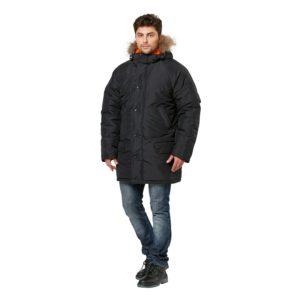"""Куртка рабочая удлиненная """"Норвегия"""""""