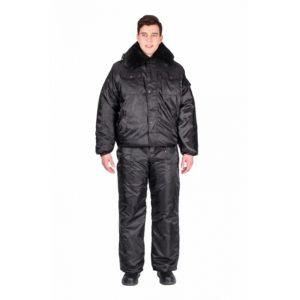 Куртка утепленная укороченная «Охрана»
