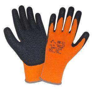 Латексные зимние перчатки «TZ-67 ICE»