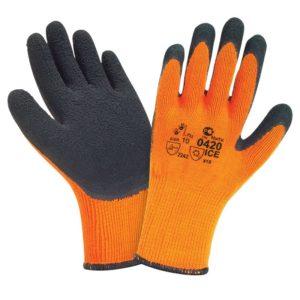 Латексные зимние перчатки «TZ-68 Arctic ICE»