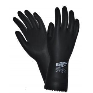 Латексные перчатки «Бис КЩС» тип 1