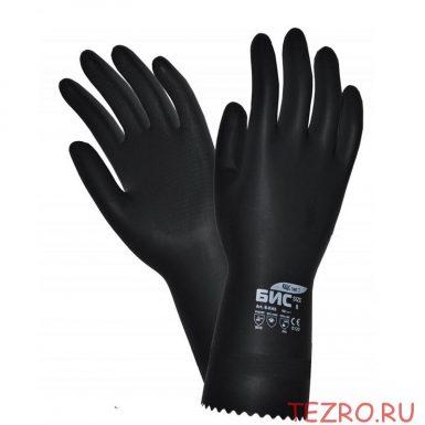 """Латексные перчатки """"Бис КЩС"""" тип 1"""
