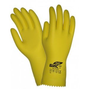 Латексные перчатки «Бис Лайт»
