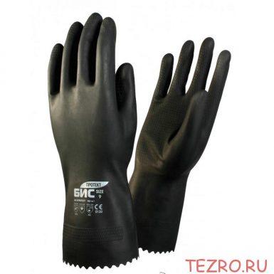 """Латексные перчатки """"Бис Протект"""""""