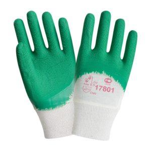 Латексные перчатки «TZ-5 GreenSafety»