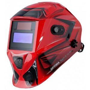Маска сварщика Fubag red
