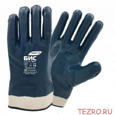 """Нитриловые перчатки """"Бис Стандарт КП"""""""