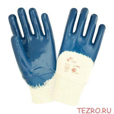 """Нитриловые перчатки с тяжелым покрытием """"TZ-19"""""""