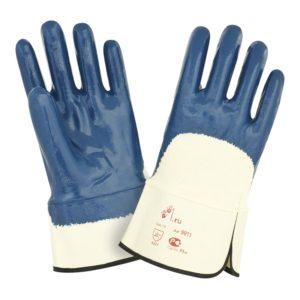 """Нитриловые перчатки с тяжелым покрытием """"TZ-21"""""""