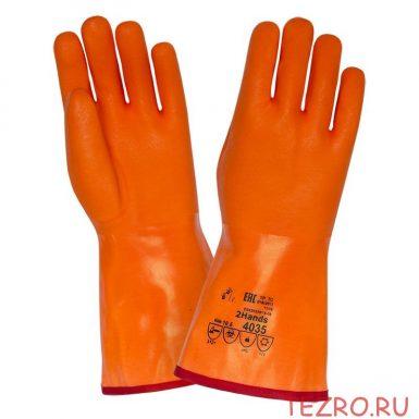 """ПВХ перчатки зимние """"TZ-78 ECO"""""""