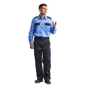 """Рубашка """"Телохранитель"""" (длинный рукав)"""