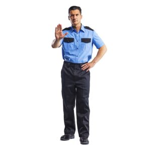 """Рубашка """"Телохранитель"""" (короткий рукав)"""