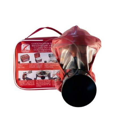 Самоспасатель фильтрующий Бриз 3401