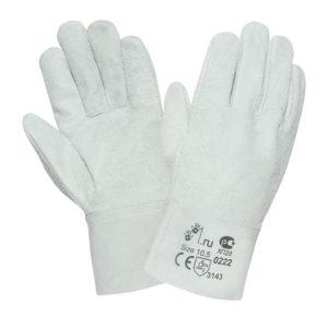 """Спилковые перчатки """"TZ-35"""""""