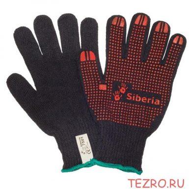 """Тяжелые трикотажные перчатки """"TZ-80 Siberia"""""""