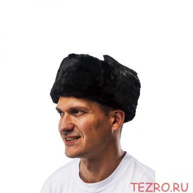 """Шапка-ушанка """"Модель-16"""" (иск. мех)"""