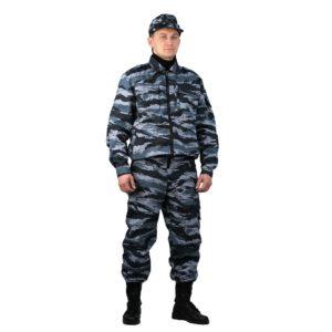 """Костюм охранника мужской """"Наблюдение"""" с брюками"""
