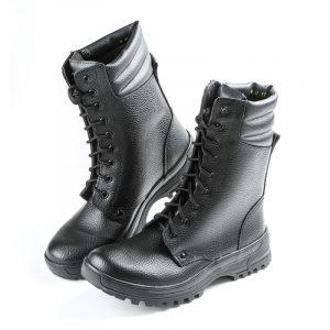Ботинки с высоким берцем «Беркут» (нат. мех)