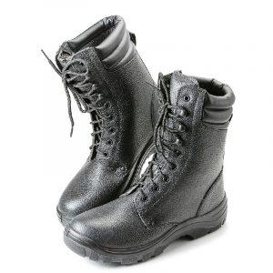 Ботинки с высоким берцем «Строитель» ПУ