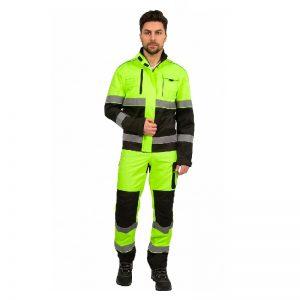 Костюм рабочий «Сигнал» с брюками