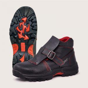 Ботинки сварщика «Скорпион» с МП