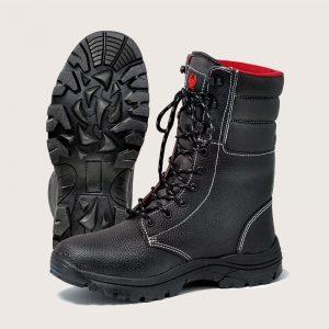 Ботинки с высоким берцем «Омон-Скорпион» ПУ/Нитрил