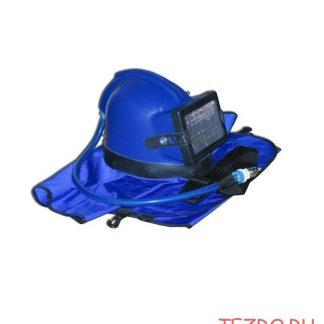 Шлем для пескоструйных работ Вектор