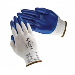 Перчатки рабочие ANSELL ХАЙФЛЕКС 11-900 (тк.нейлон)