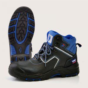 Высокие ботинки «Скорпион Трекбот» ПУ-Нитрил с ПК