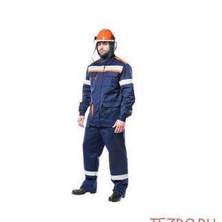 Костюм утепленный «Электродуга-42k» с брюками и термобельем