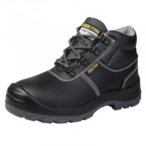 Ботинки «BESTBOY» Safety Jogger с МП и антипрокольной стелькой