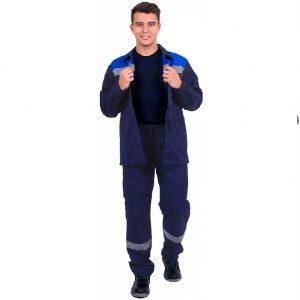 Костюм рабочий «Рабочий» СОП с брюками