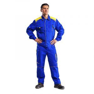 Костюм рабочий «Альпы» с брюками 100% хлопок
