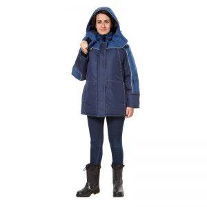 Куртка женская утепленная «Свобода» (тк. Таслан)