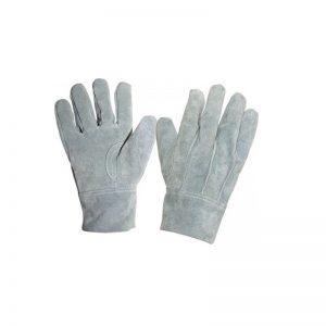 Рабочие перчатки спилковые