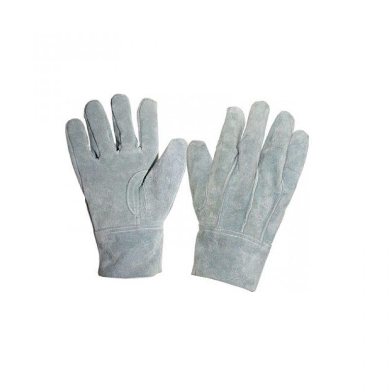 Рабочие перчатки спилковые «модель 135»