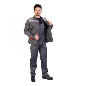 Рабочий костюм «Фаворит» с полукомбинезоном